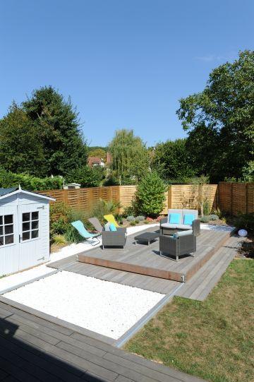 Une Piscine Piscinelle Installée En Centre-Ville Et ... à Kit Couverture Terrasse Mobil Home