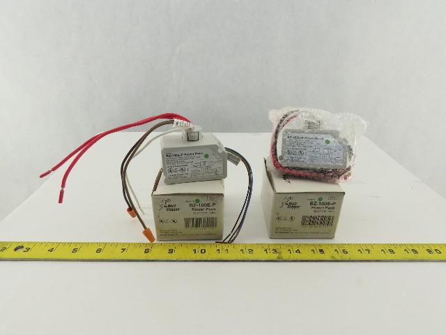 Watt Stopper Bz-100E-P 120/277V 60Hz Power Supply Lot Of 2 ... à Bz 120